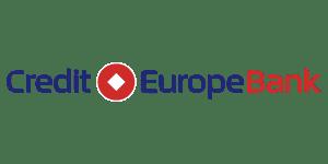 Logo van Credit Europe