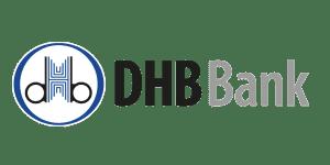 DHB Bank logo